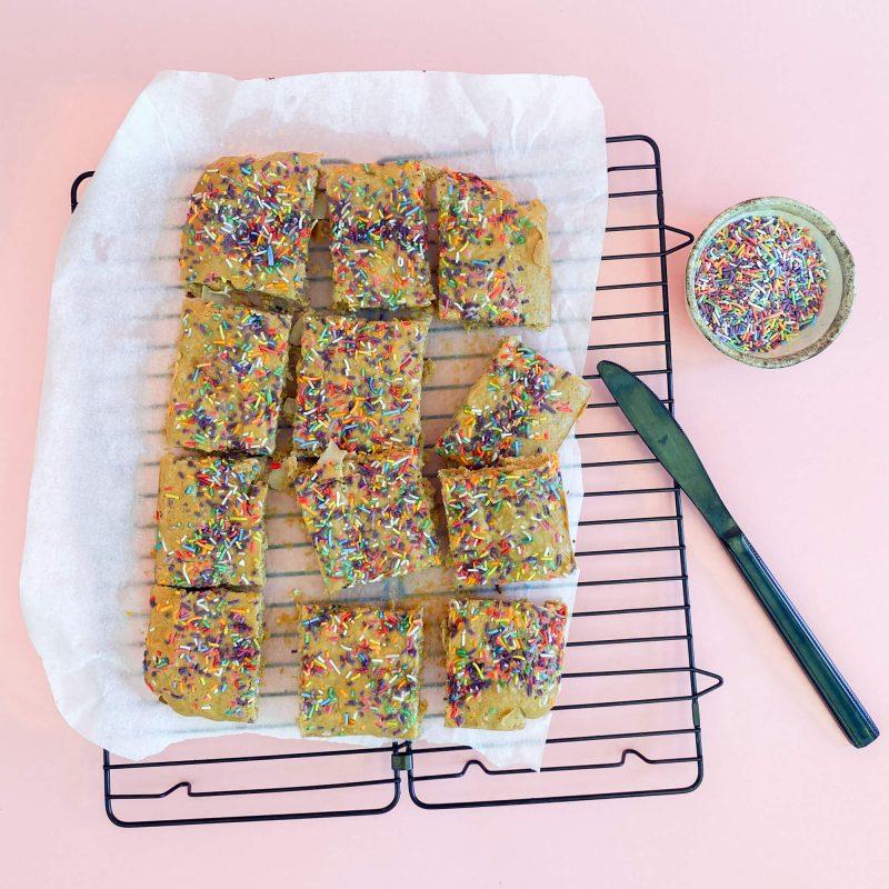 NUYU Brownie square_
